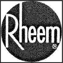Rheem Manufacturing Company